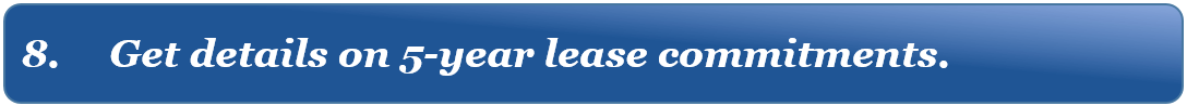 FASB 842 IFRS 16 Lease Accounting Transition Guide: Get details on 5-year lease commitments