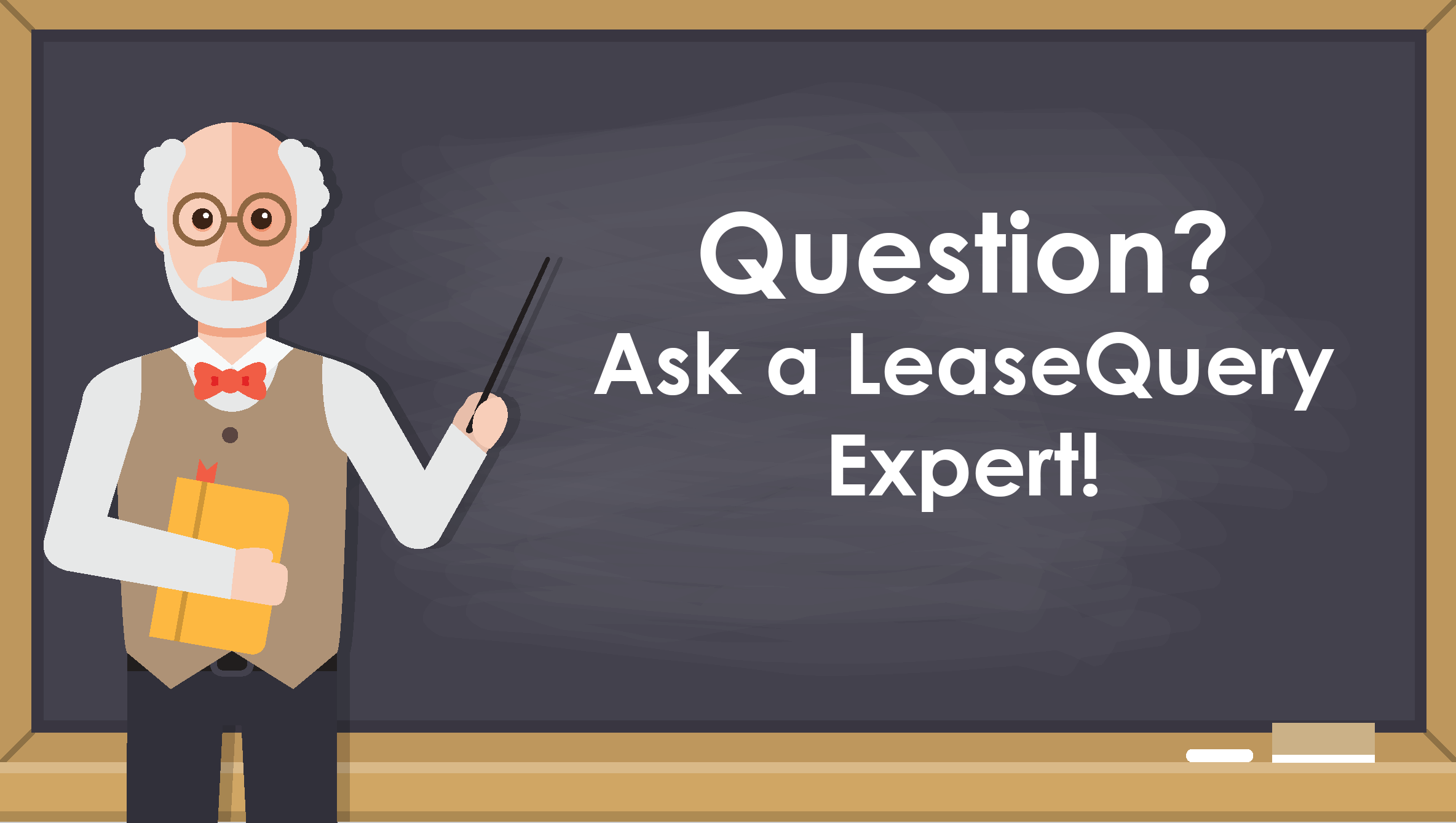 Ask An Expert!