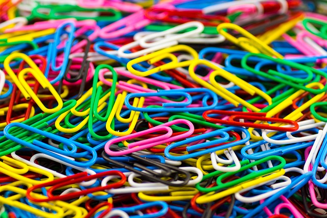 Paperclip-Clip-Color-Office-Accessories-Office-168336